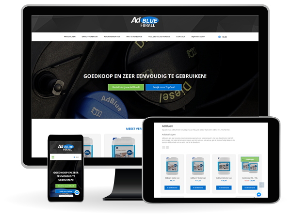 Adblue-Forall.com Roosendaal
